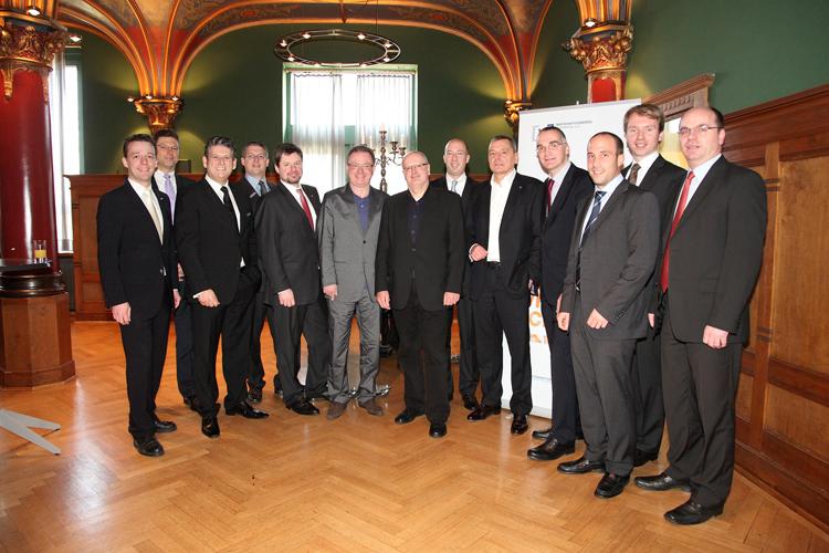 Neujahrsempfang der Wirtschaftsjunioren Wuppertal